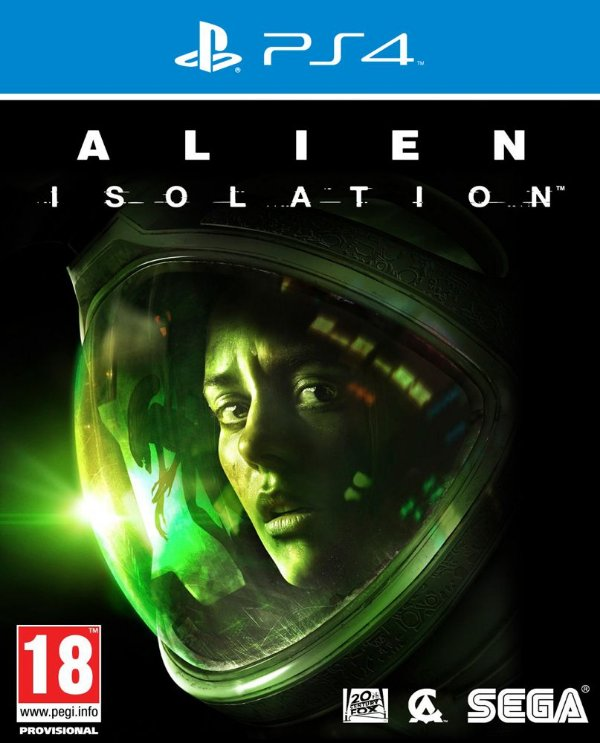 Alien: Isolation - PS4 - Mídia Digital