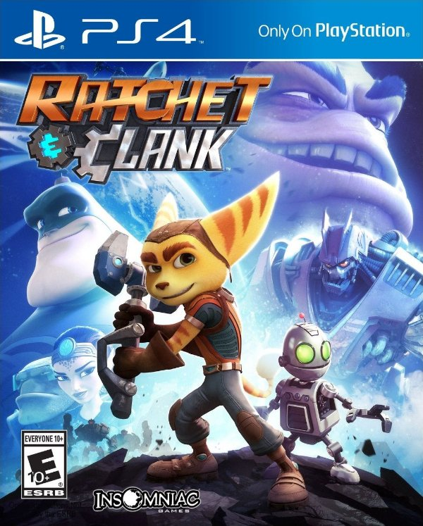 Ratchet & Clank - PS4 - Mídia Digital