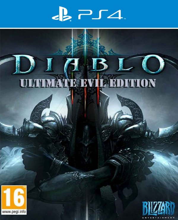 Diablo 3: Reaper of Souls - PS4 - Mídia Digital