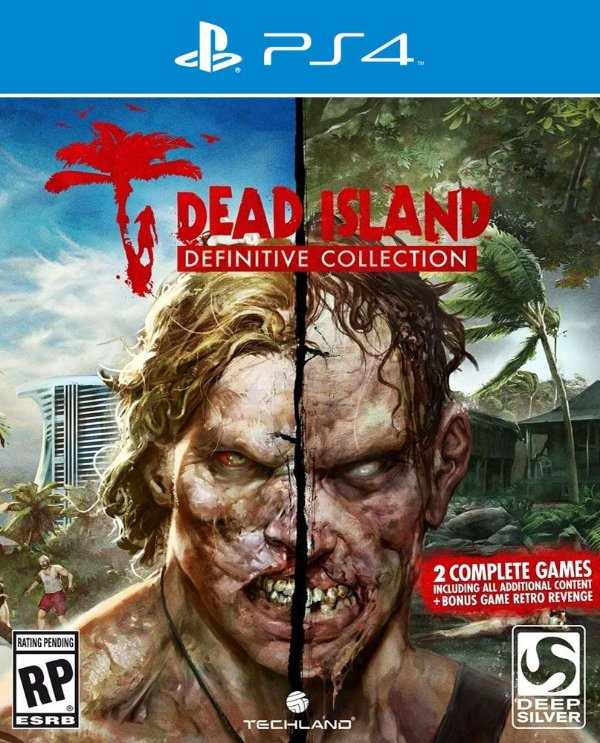 Dead Island: Definitive Edition - PS4 - Mídia Digital