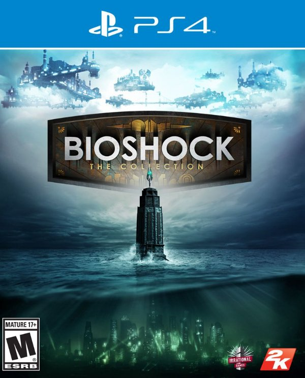 BioShock: The Collection - PS4 - Mídia Digital