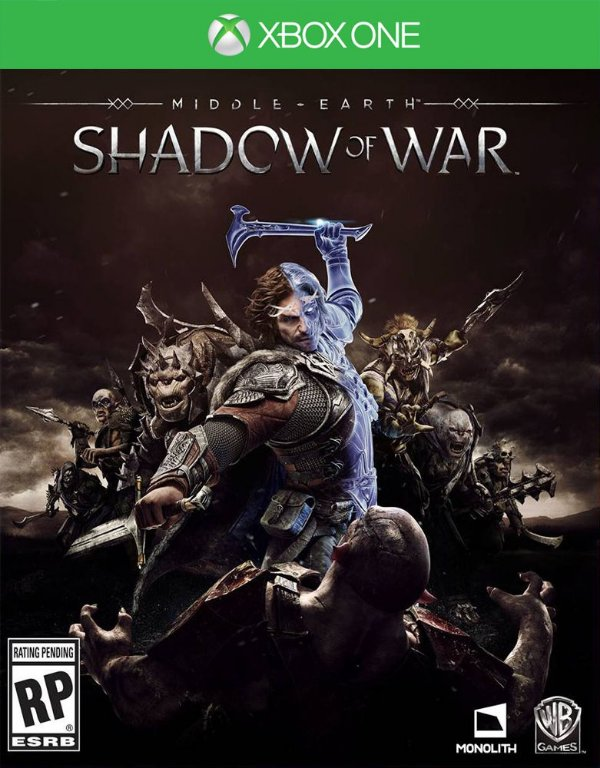 Middle-earth Shadow of War - Xbox One - Mídia Digital
