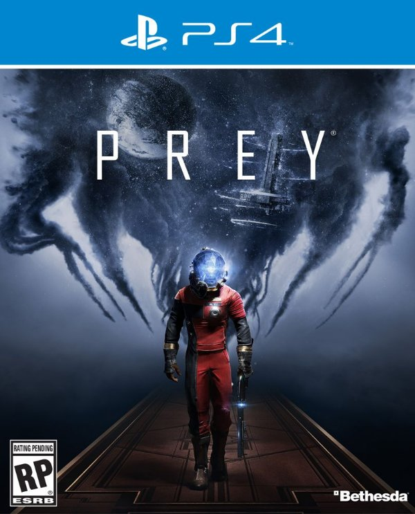 Prey - Ps4 - Mídia Digital