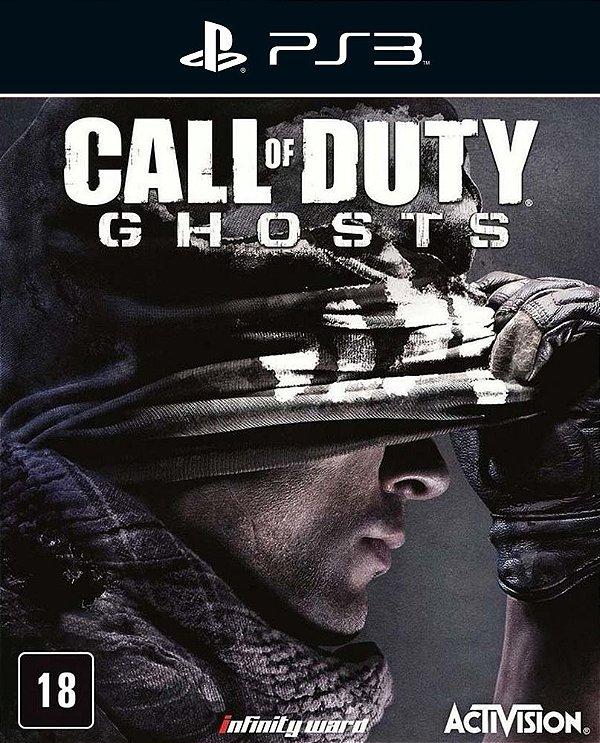 Call of Duty: Ghosts - Ps3 - Mídia Digital