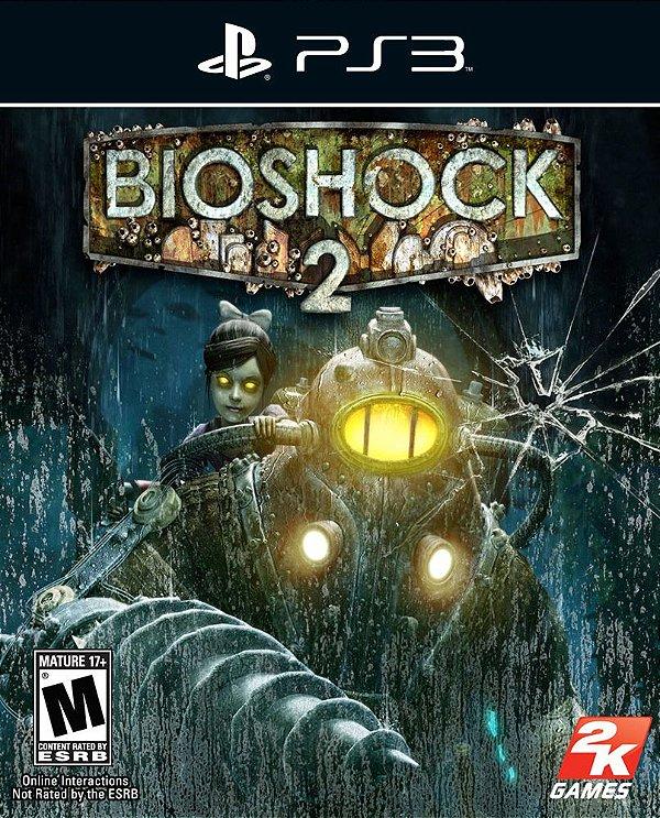 BioShock 2 - Ps3 - Mídia Digital