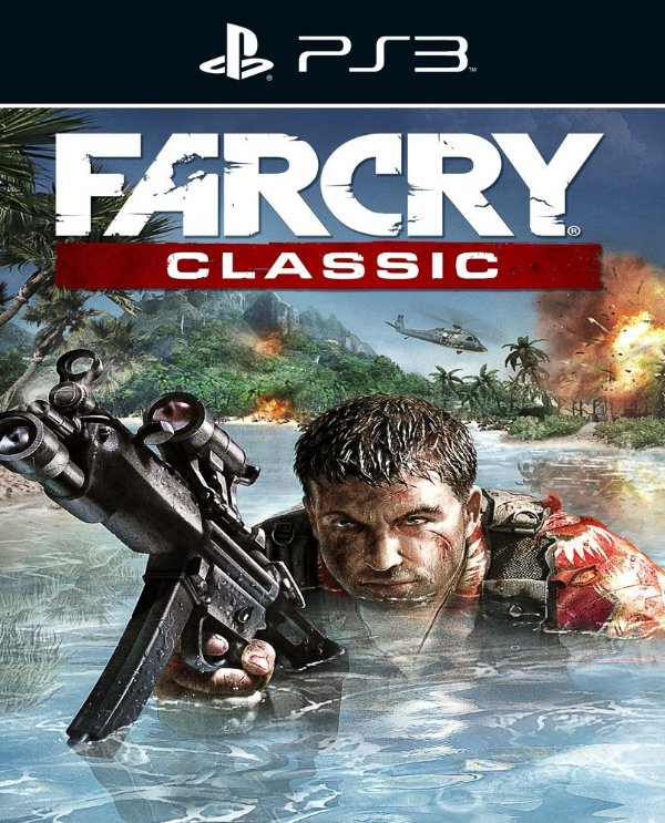 Far Cry Classic - Ps3 - Mídia Digital