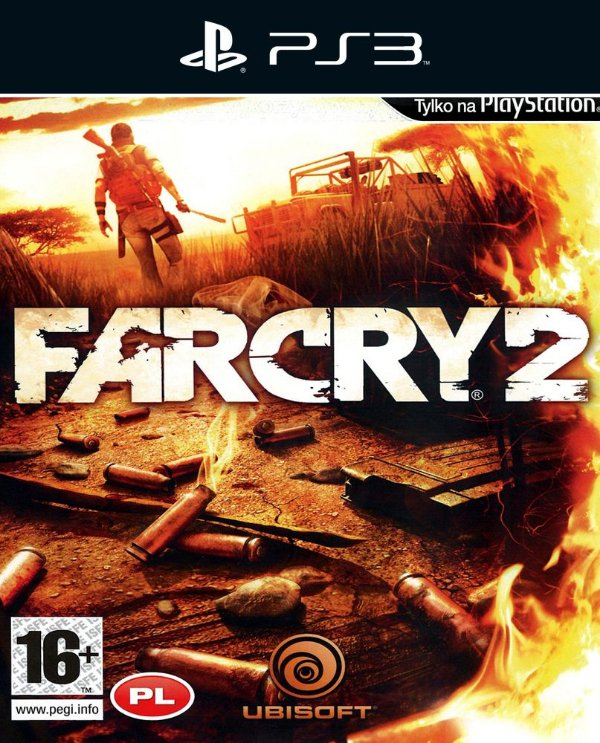 Far Cry 2 - Ps3 - Mídia Digital