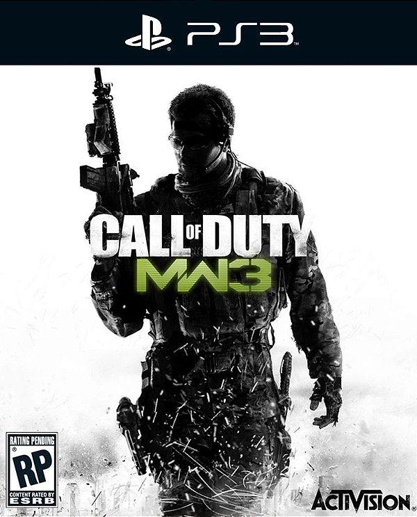 Call of Duty: Modern Warfare 3 - Ps3 - Mídia Digital