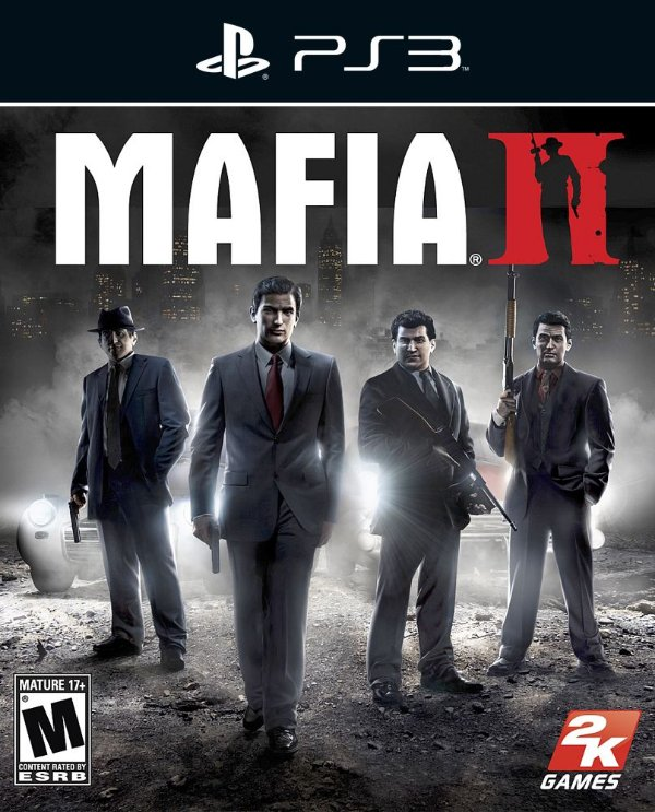 Mafia II - Ps3 - Mídia Digital