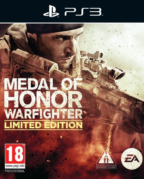 Medal of Honor: Warfighter - Ps3 - Mídia Digital