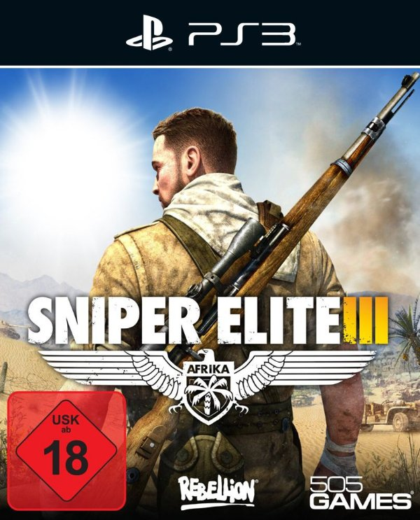 Sniper Elite III - Ps3 - Mídia Digital