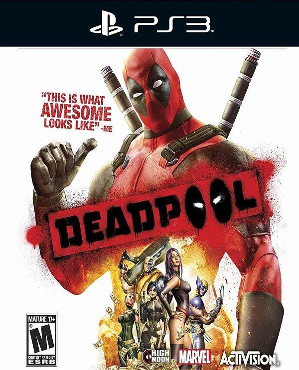 Deadpool - Ps3 - Mídia Digital