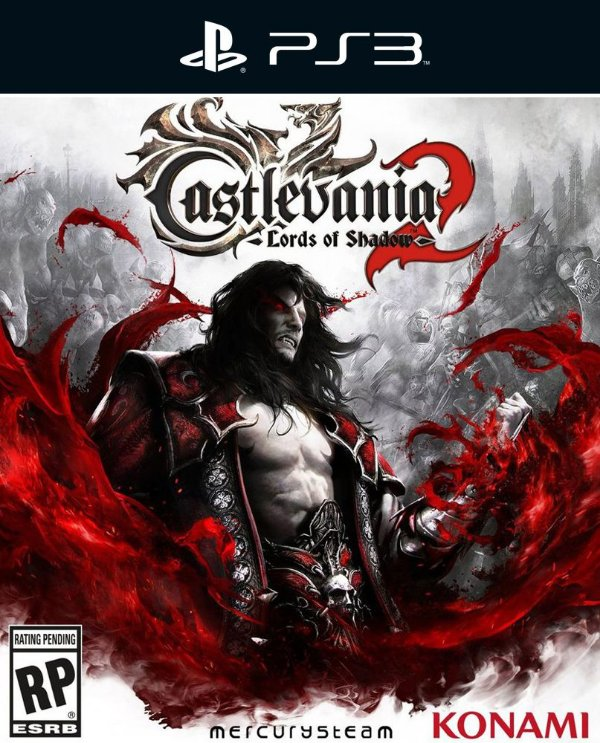 Castlevania: Lords of Shadow 2 - Ps3 - Mídia Digital