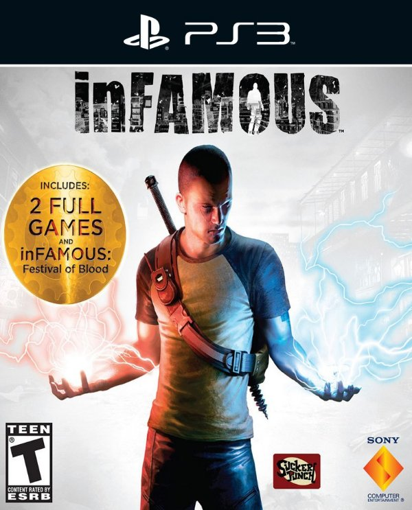 Infamous Collection - Ps3 - Mídia Digital