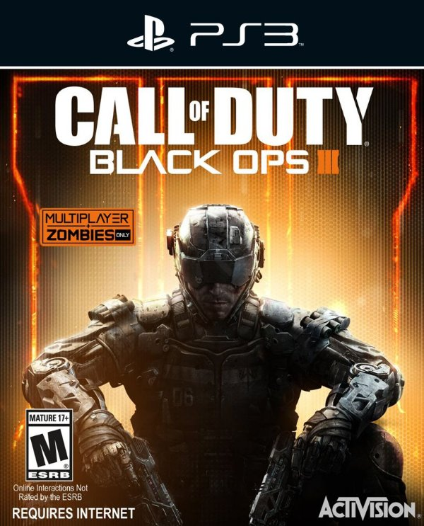 Call of Duty: Black Ops III - Ps3 - Mídia Digital