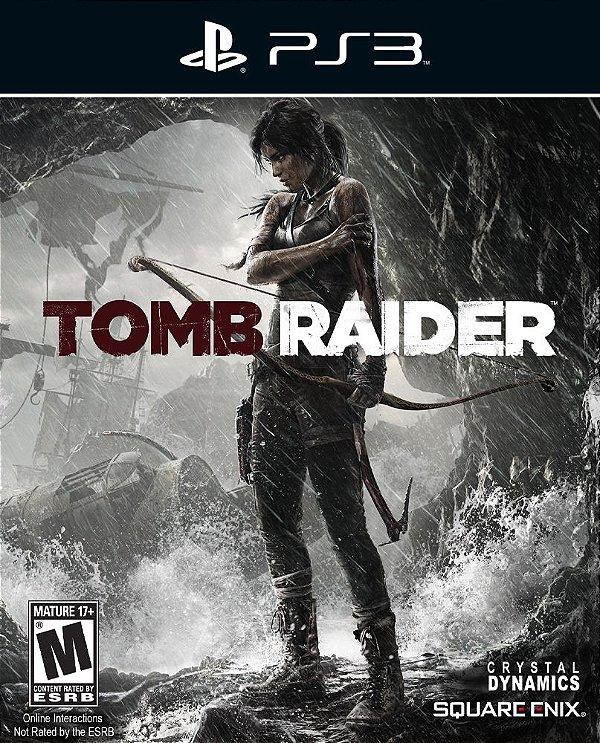 Tomb Raider - Ps3 - Mídia Digital