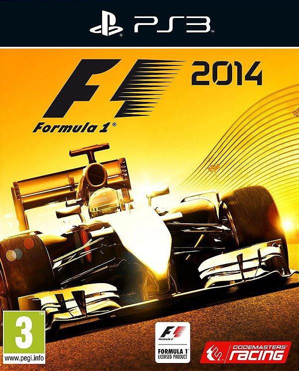 F1 2014 - Ps3 - Mídia Digital