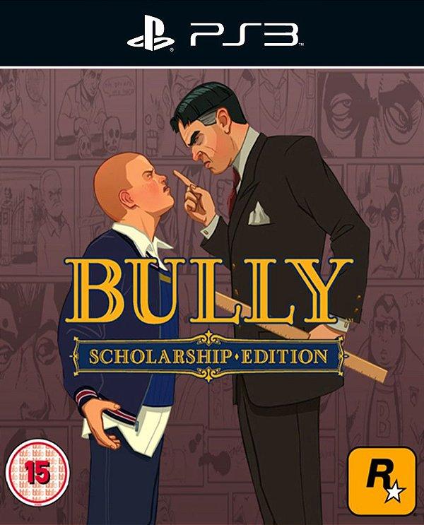 Bully - Ps3 - Mídia Digital