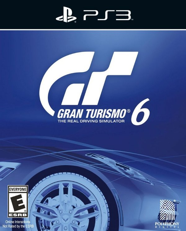 Gran Turismo 6 - Ps3 - Mídia Digital