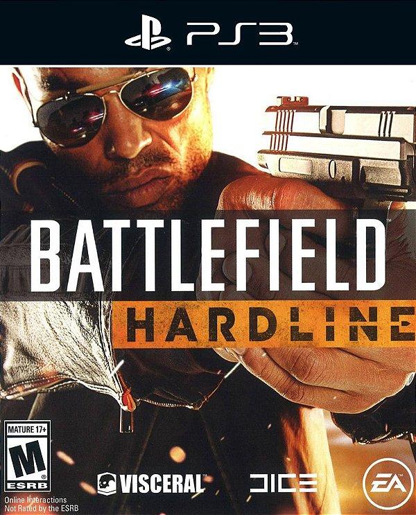 Battlefield Hardline - Ps3 - Mídia Digital