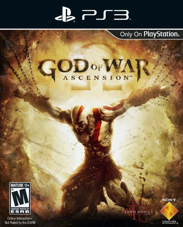 God of War: Ascension - Ps3 - Mídia Digital