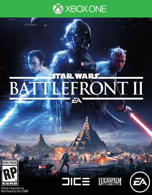 Star Wars: Battlefront II - Xbox One - Mídia Digital