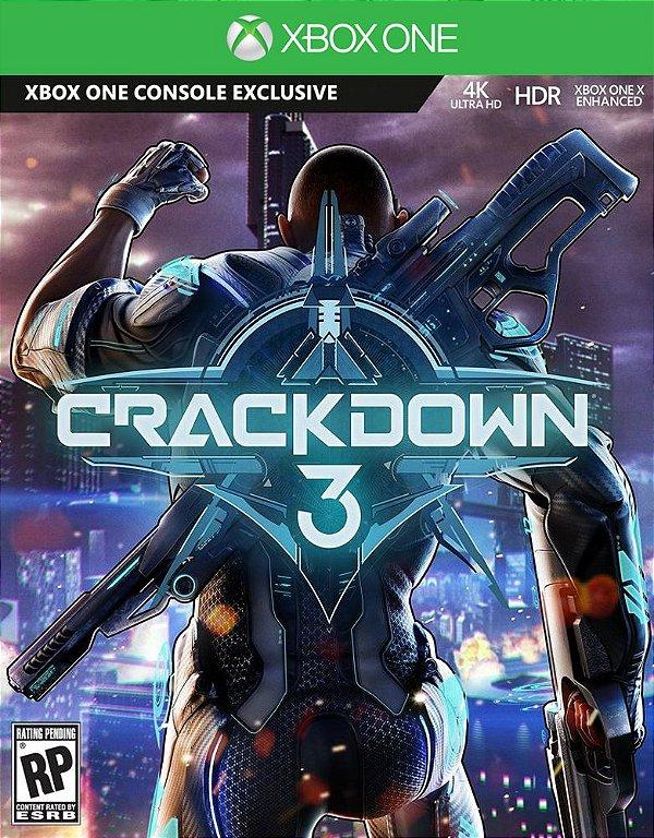 Crackdown 3 - Xbox One - Mídia Digital