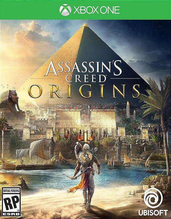 Assassin's Creed: Origins - Xbox One - Mídia Digital