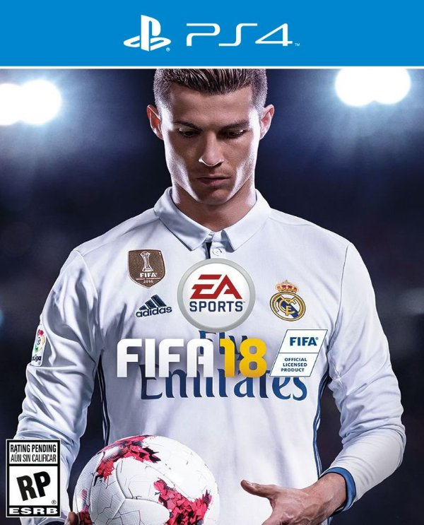 FIFA 18 - Ps4 - Mídia Digital