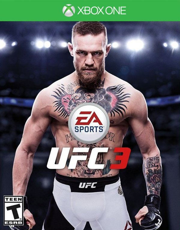 EA Sports UFC 3 - Xbox One - Mídia Digital