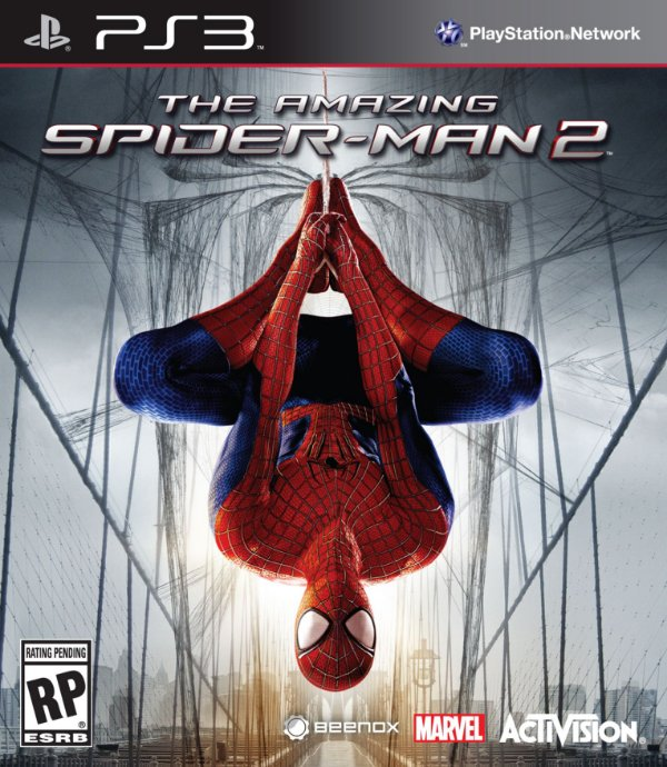 The Amazing Spider Man 2 - PS3 - Mídia Digital
