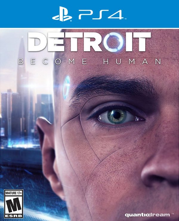 Detroit: Become Human - Ps4 - Mídia Digital