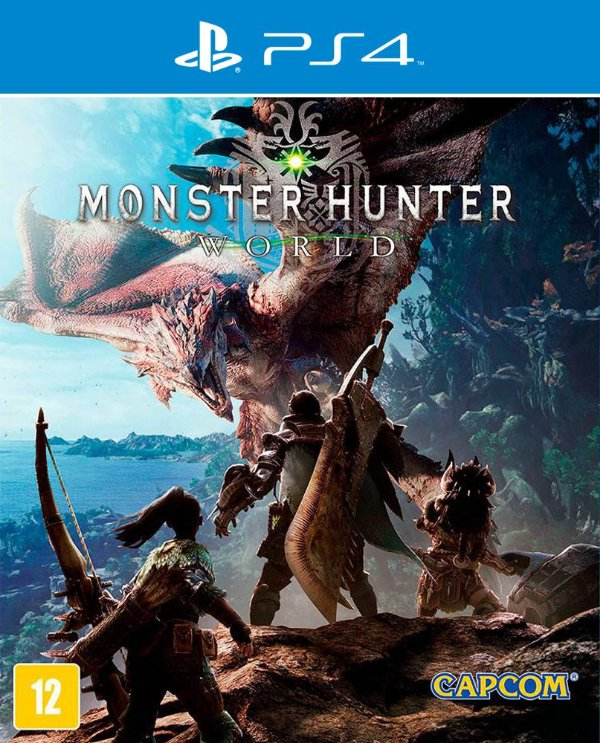 Monster Hunter: World - Ps4 - Mídia Digital
