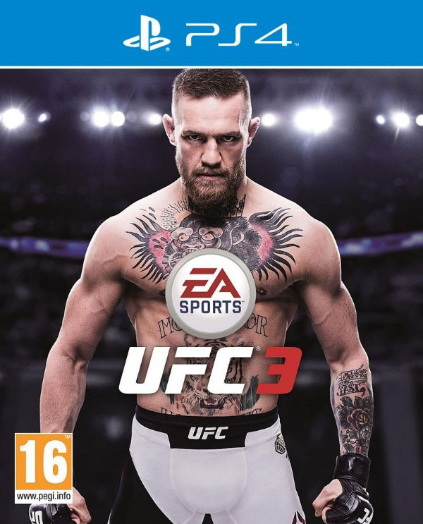 EA Sports UFC 3 - Ps4 - Mídia Digital