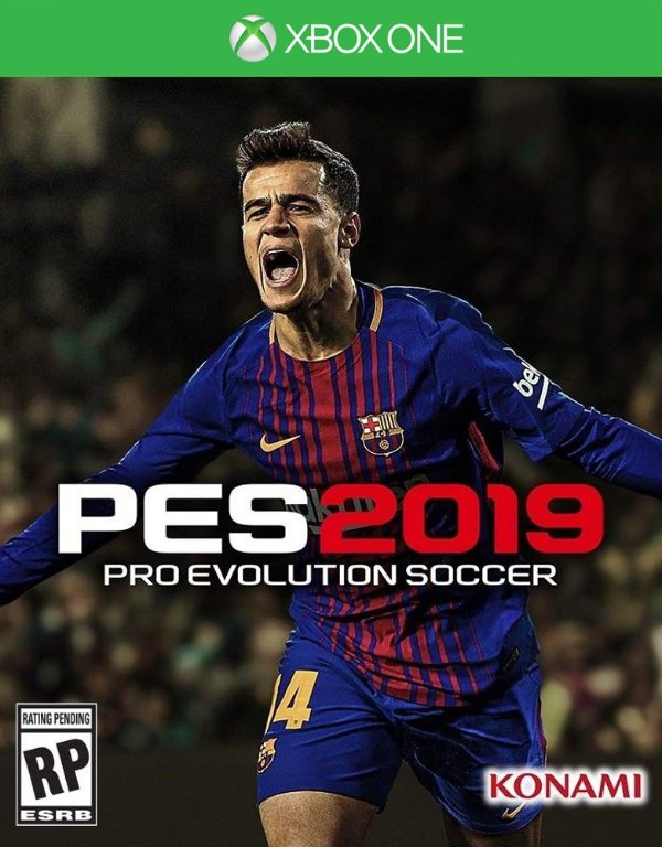 PES 2019: Pro Evolution Soccer - Xbox One - Mídia Digital