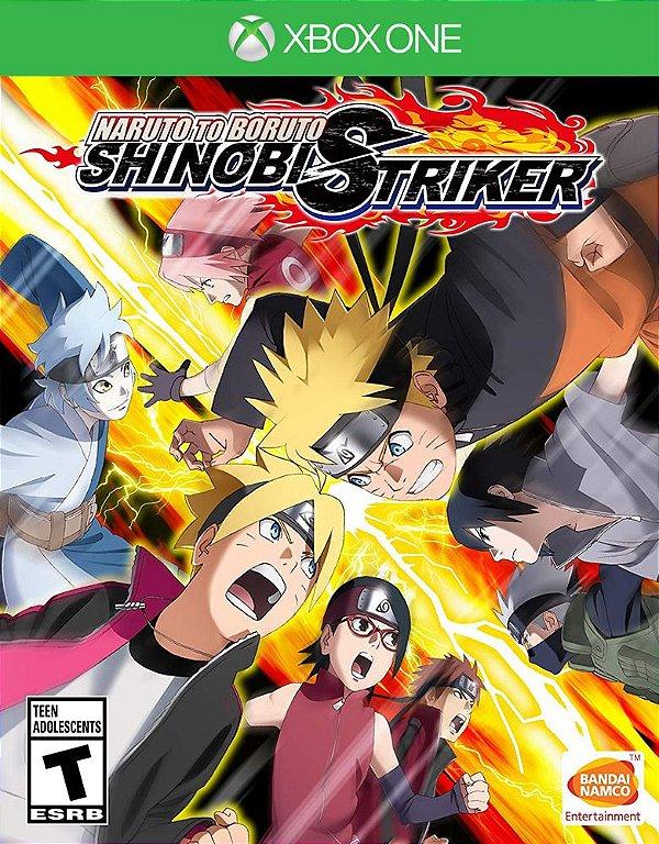 Naruto to Boruto: Shinobi Striker - Xbox One - Mídia Digital
