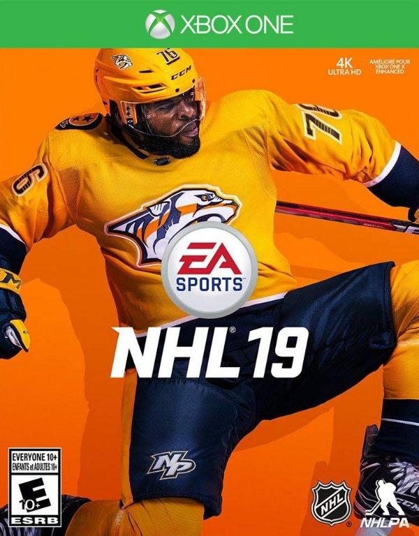 NHL 19 - Xbox One - Mídia Digital