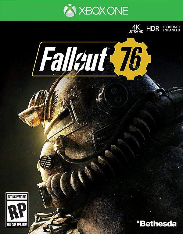 Fallout 76 - Xbox One - Mídia Digital