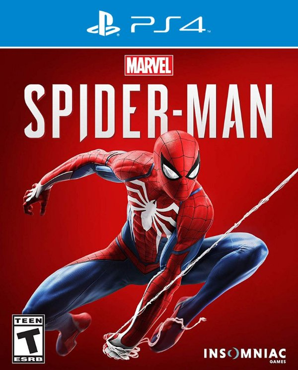 Marvels Spider-Man - PS4 - Mídia Digital