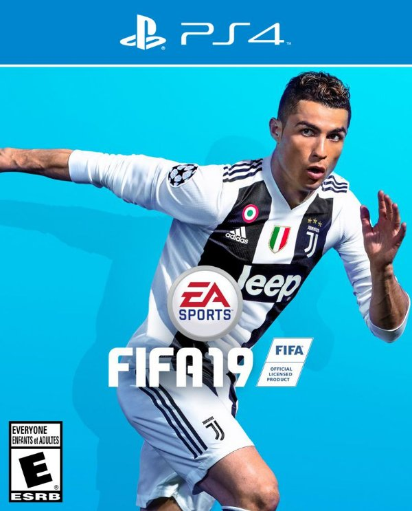 FIFA 19 - PS4 - Mídia Digital