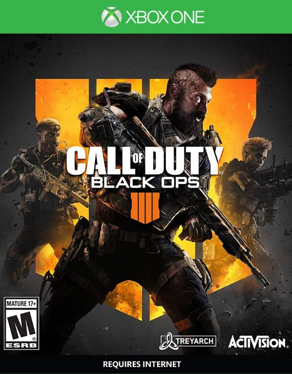 Call Of Duty: Black Ops 4 - Xbox One - Mídia Digital