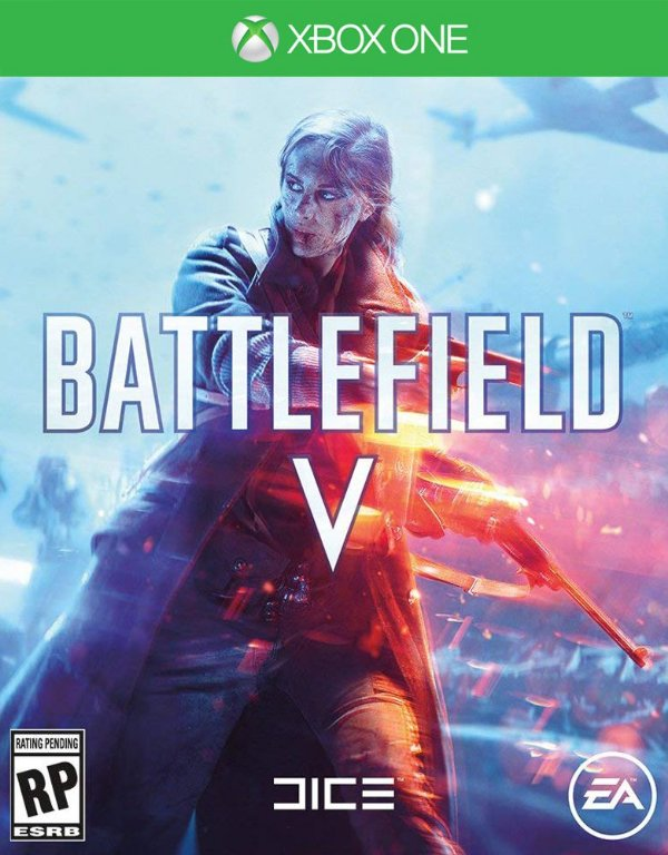 Battlefield V - Xbox One - Mídia Digital