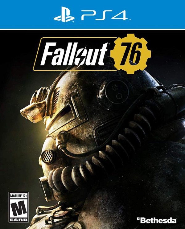 Fallout 76 - PS4 - Mídia Digital