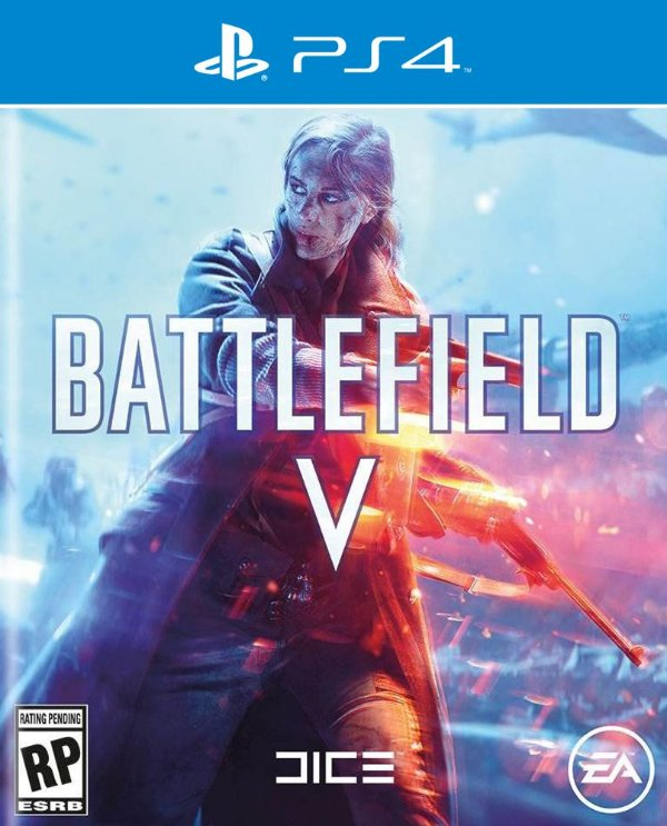 Battlefield V - PS4 - Mídia Digital