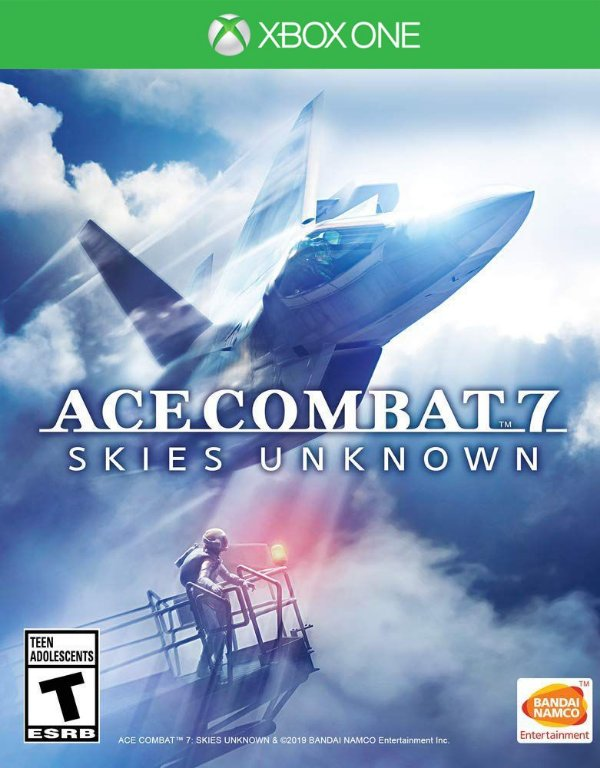 Ace Combat 7: Skies Unknown - Xbox One - Mídia Digital