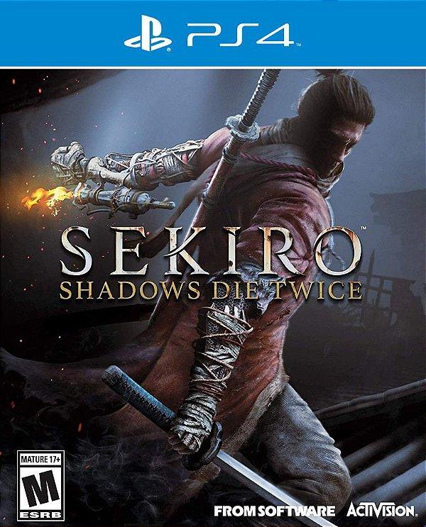 Sekiro: Shadows Die Twice - PS4 - Mídia Digital