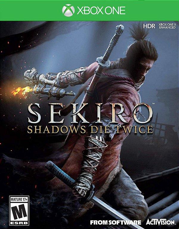 Sekiro: Shadows Die Twice - Xbox One - Mídia Digital