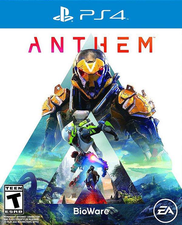 Anthem - PS4 - Mídia Digital