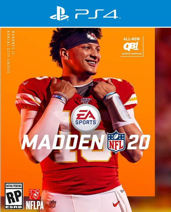 Madden NFL 20 - PS4 - Mídia Digital