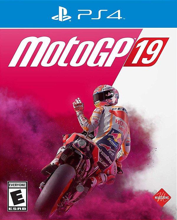 MotoGP 19 - PS4 - Mídia Digital